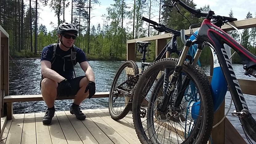 Pyöräilijän helmet: jalokivi, Lintuinmaa jaLinnoitus