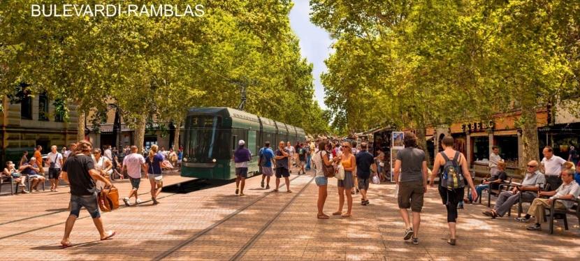Kohennetaan kävelykaupunkia Bulevardistaalkaen